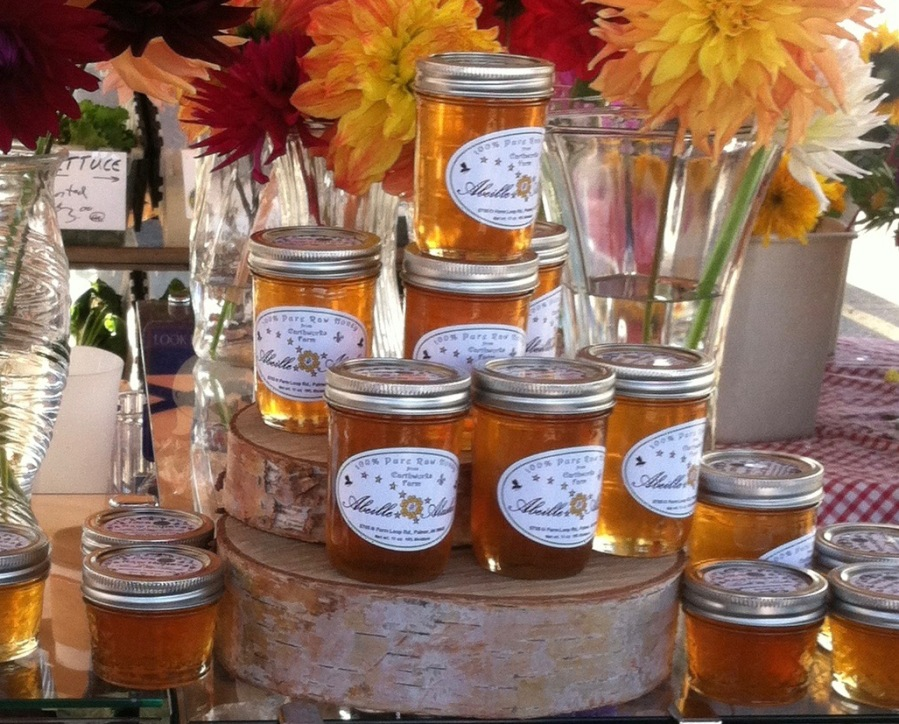 Earthworks Farm Raw Honey Sale is On!